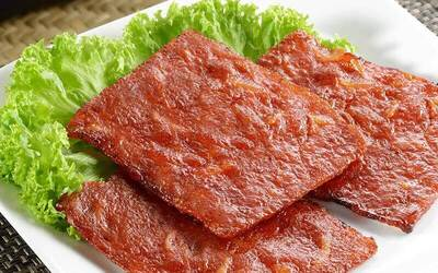 Two (2) 400g Packs of Prawn Dried Meat with Free Delivery
