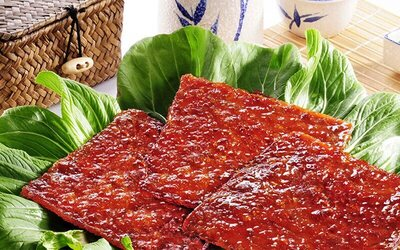 Two (2) 400g Packs of Signature Pork Dried Meat with Free Delivery