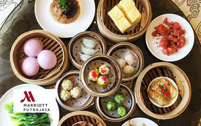 All-You-Can-Eat Dim Sum for 1 Person