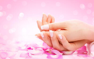 Express Gel Manicure / Pedicure for 1 Person