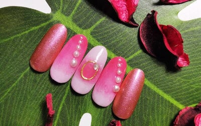 Gel Manicure with Selected Nail Art Set for 1 Person