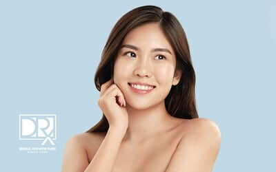 70-Min Skin Rejuvenation Laser with Skin Consultation and a 4-Piece Derma-Rx Travel Skincare Kit for 2 People