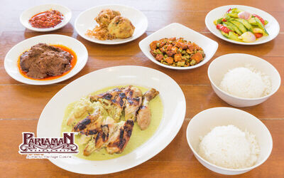 8-Course Premium Set Meal for 4 People