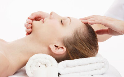 90-Minute Meridian Bo Jin Facial Treatment for 1 Person (1 Session)