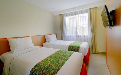 Seminyak: 2D1N in Superior Room (Room Only)