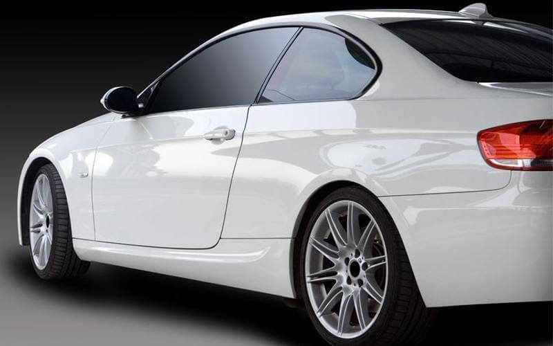 V Branded Security with USA Tinting + 5-Year Warranty for 1 Car