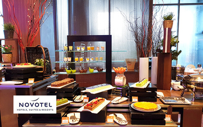 (Sat - Sun) Chinese New Year Buffet Lunch for 1 Person