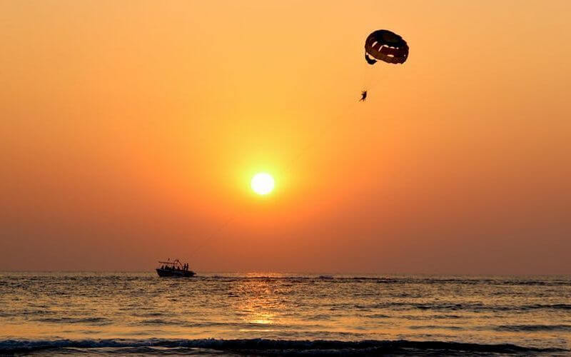 Bali: Parasailing for 1 Person
