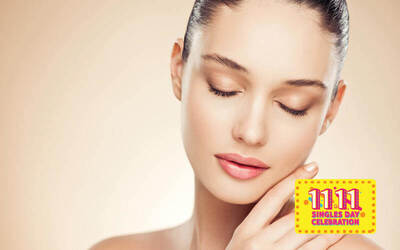 [11.11] 90-Minute Advanced Brightening Facial Treatment for 1 Person