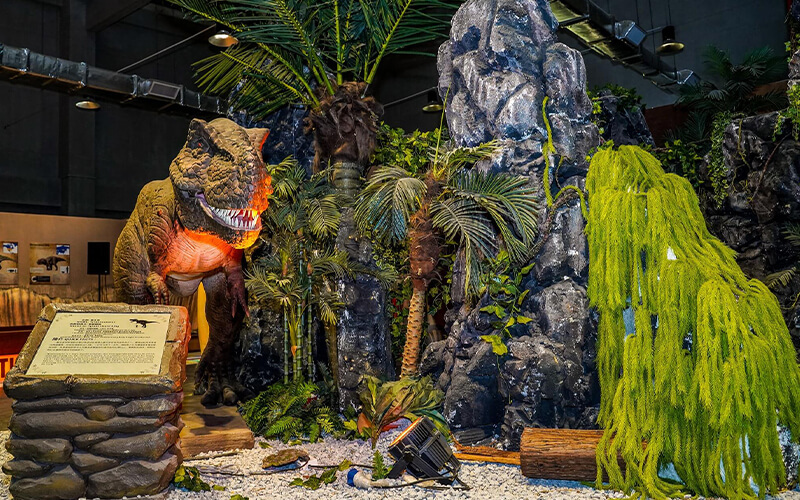 1-Day Admission Pass to Dinosaur Rangers for 1 Child