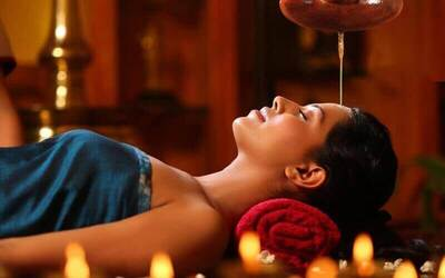 2-Hour Ayurvedic Rejuvenation and Stress Relief Therapy for 2 People