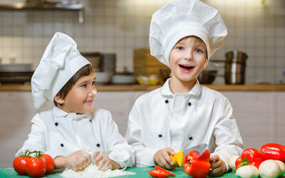 Little Chef Enrichment for 1 Child (1 Session)