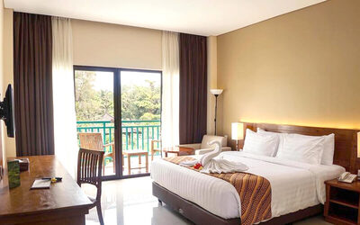 Ubud: 4D3N in Deluxe Room + Breakfast + Afternoon Tea