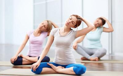 1-Hour Yoga Classes for 2 People (4 Sessions)