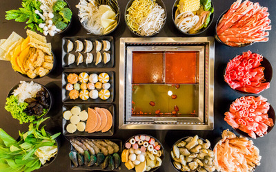 (Mon - Thu) Fusion Steamboat Dinner Buffet for 1 Person
