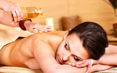 2-Hour Full Body Aromatherapy Massage with Hot Blanket for 2 People