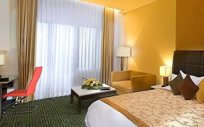 Bandung: 2D1N Stay at Executive Room + Breakfast