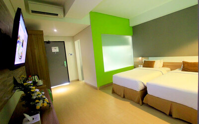 Yogyakarta: 2D1N in Superior Room + Breakfast