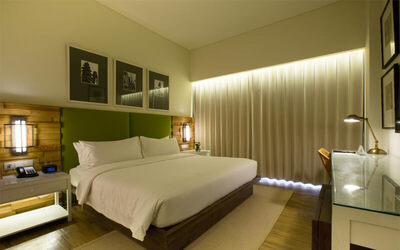 Jimbaran: 4D3N Deluxe Room + Breakfast + return airport transfer