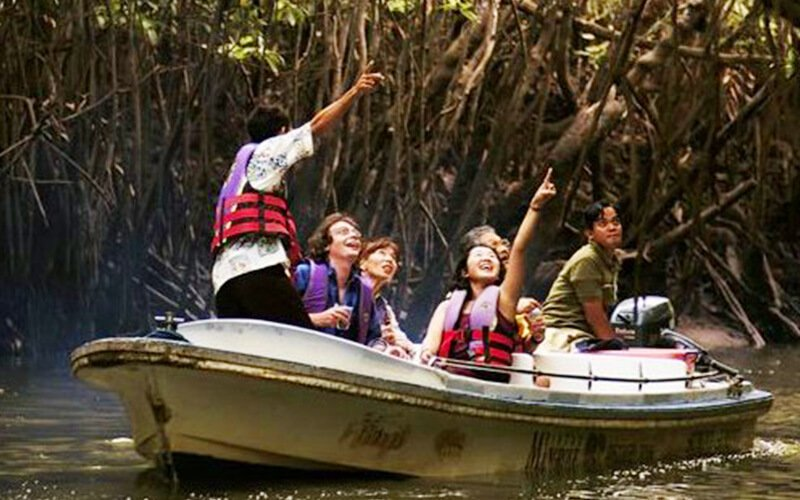Langkawi: 2-Hour Private Boat Mangrove Tour up to 10 People