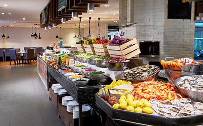 (Mon-Thu) Lunch Buffet for 1 Person