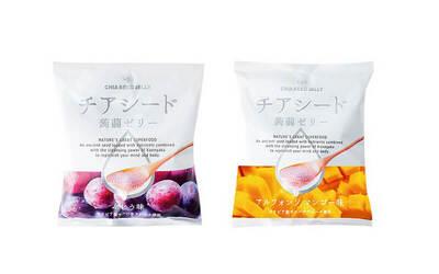 One (1) Wakasho Chia Seed Grape + One (1) Wakasho Chia Seed Mango