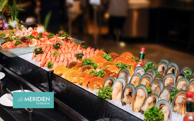 Hi-Tea and Lunch Buffet for 1 Person
