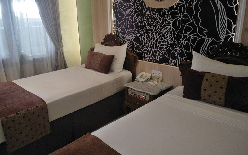 [Thursday - Saturday] Yogyakarta: 2D1N in Deluxe Room + Breakfast + 1x Evening Tea