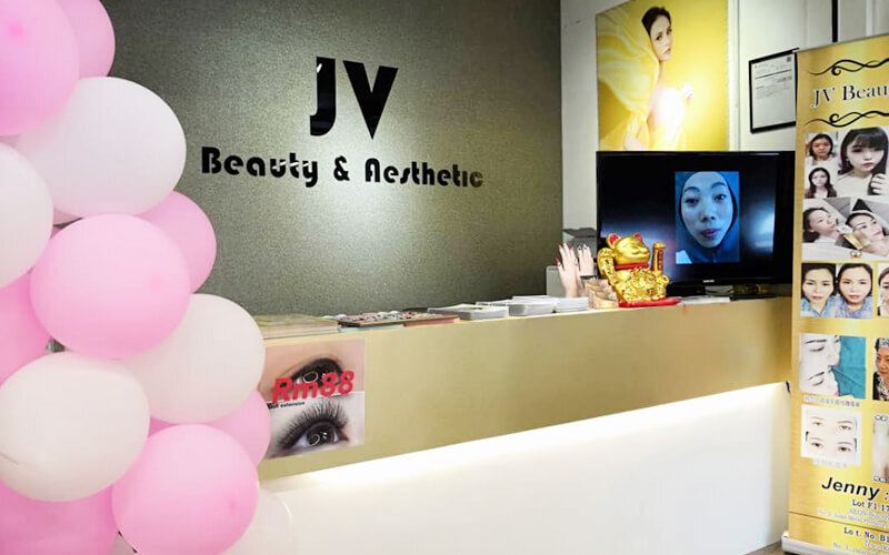 JV Beauty & Aesthetic featured image.