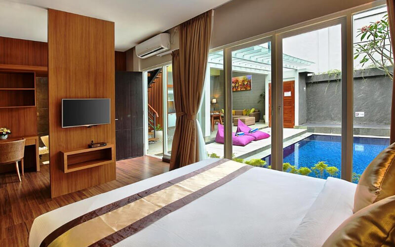 Nusa Dua: 3D2N in Villa Two Bedrooms Private Pool (Room Only)