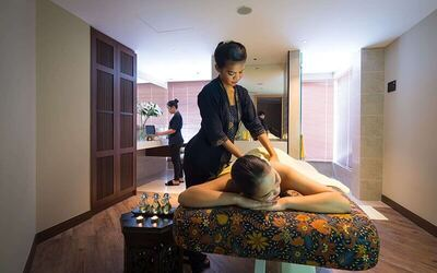 1-Hour Full Body Balinese Massage for 1 Person