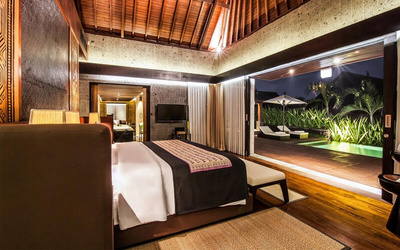 Gianyar: 4D3N in One Bedroom Private Pool Villa + Breakfast + Welcome Massage + Free Entrance Bali Zoo + 1x Afternoon Tea