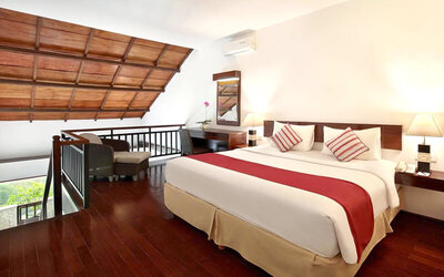 Nusa Dua: 3D2N Stay in Duplex Family Pool View + Breakfast