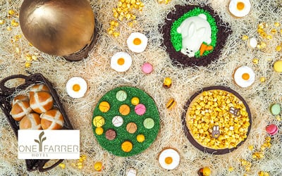 Easter Sunday Brunch Buffet for 1 Adult + Complimentary Buffet for 1 Child