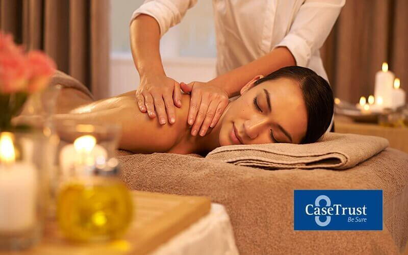[Mother's Day] 90-Minute Full Body Deep Tissue Massage for 2 People (1 Session) / 1 Person (2 Sessions)