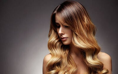 Hair Cut + Highlight / Ombre / Balayage for Long Hair + Blow