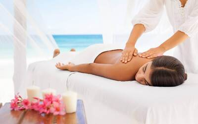 1-Hour Stress Recovery Massage with Body Analysis for 1 Person