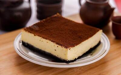 Small Original-Flavoured Cheesecake