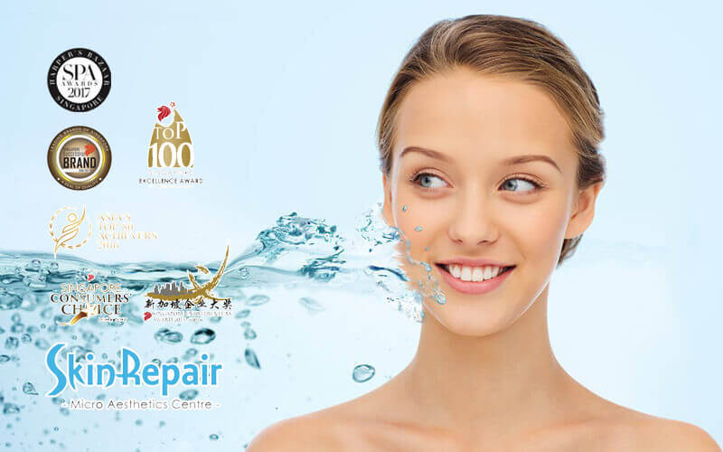 1-Hour SHR Laser Crystal Dew Facial + Stem Cell Mask for 1 Person (3 Sessions)