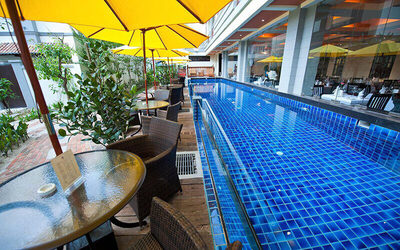 Penang: 2D1N Stay in Clark Terrace House with Breakfast for 4 People