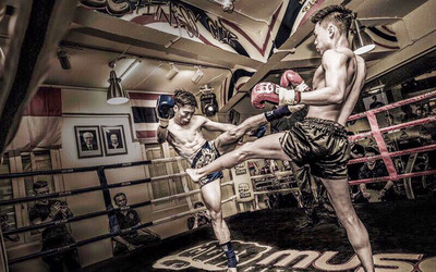 Four (4) 1.5-Hour Classes of Muay Thai for 2 People