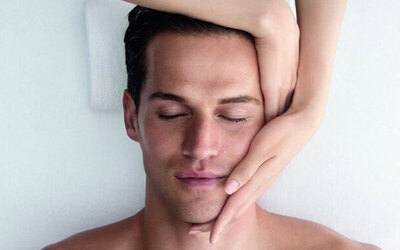 90-Minute Men's Icy Fuel Recovery Intensive Facial Treatment for 1 Person