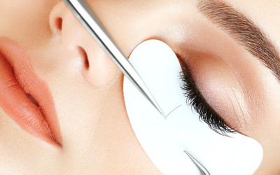 Sulam Eyeliner Wing & Bawah + Fixing Solution