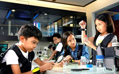 Singapore: KidZania Admission for 1 Child