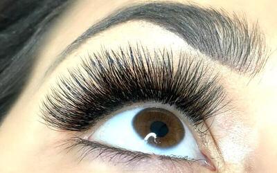 Natural Eyelash Extension