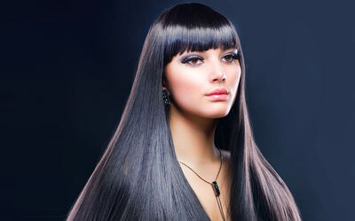 Hair Rebonding with Treatment for 1 Person