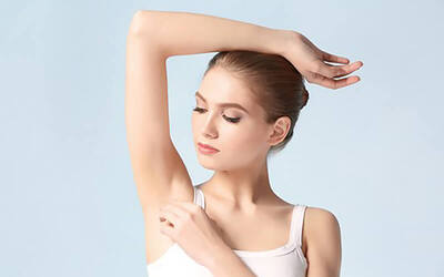 Underarm / Hairline / Upper Lip OPT Hair Removal for 1 Person