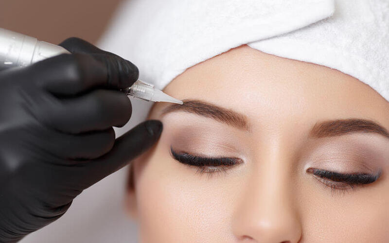 Mist Eyebrow Embroidery for 1 Person