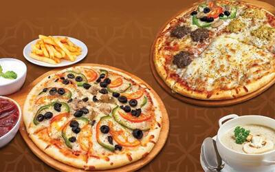 JamuSelera Pizza Set for 2 - 3 People