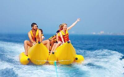 Bali: Banana Boat